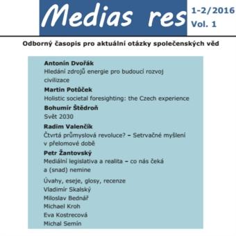 Časopis Medias Res č. 1-2