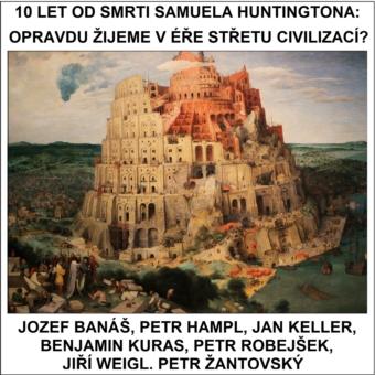 10 let od smrti Samuela Huntingtona – sborník z konference