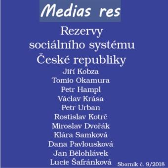 Rezervy sociálního systému České republiky