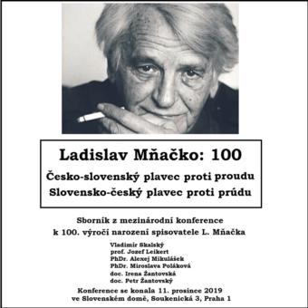 Ladislav Mňačko 100 - česko-slovenský plavec proti proudu